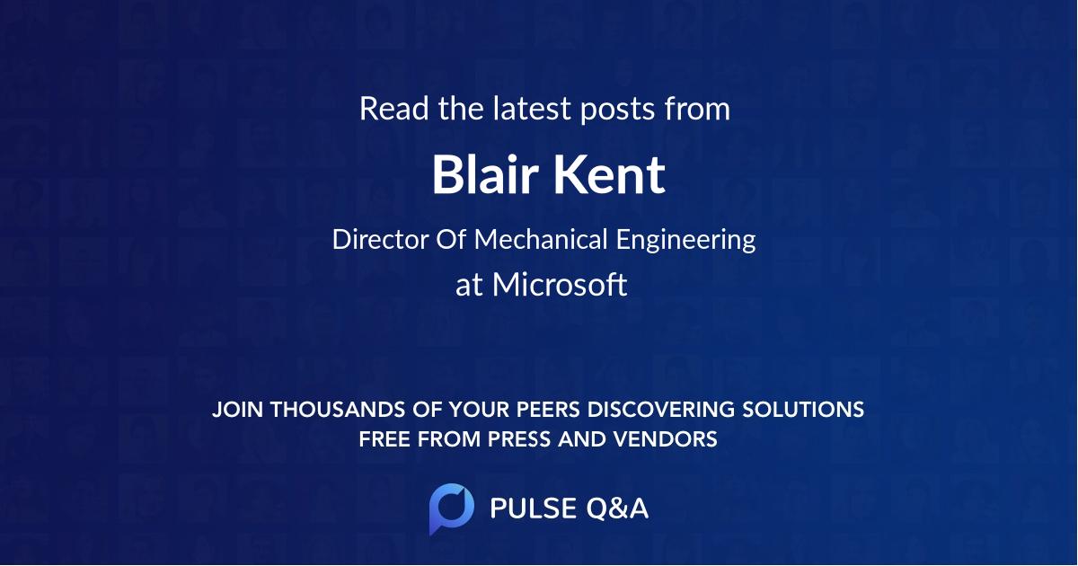 Blair Kent