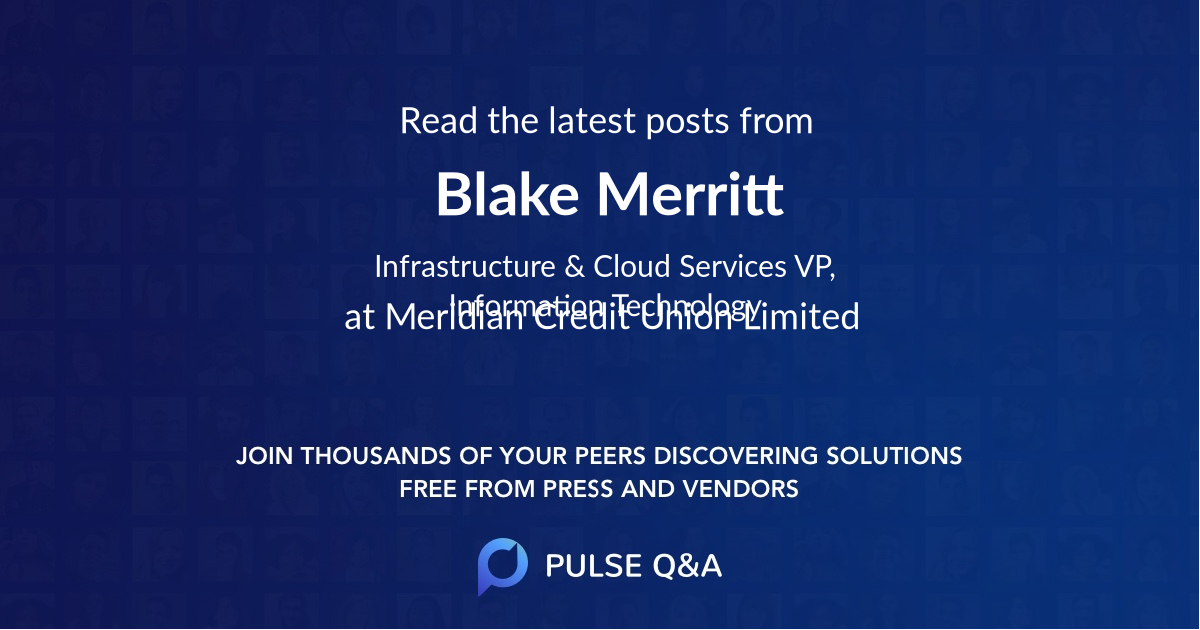 Blake Merritt