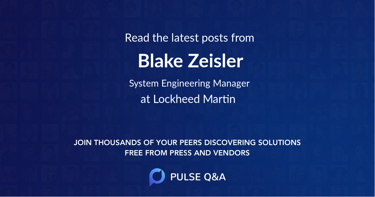 Blake Zeisler