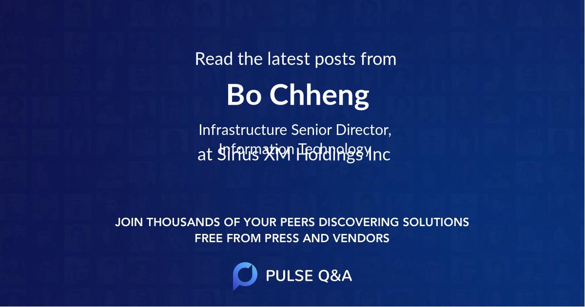 Bo Chheng