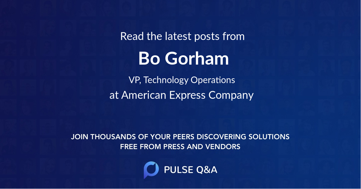 Bo Gorham