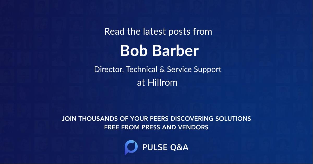 Bob Barber