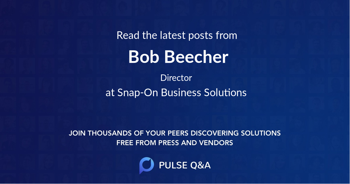 Bob Beecher