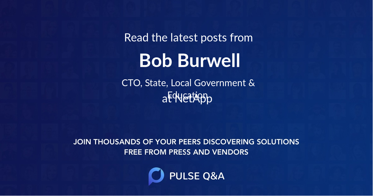 Bob Burwell