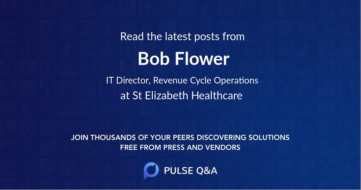 Bob Flower