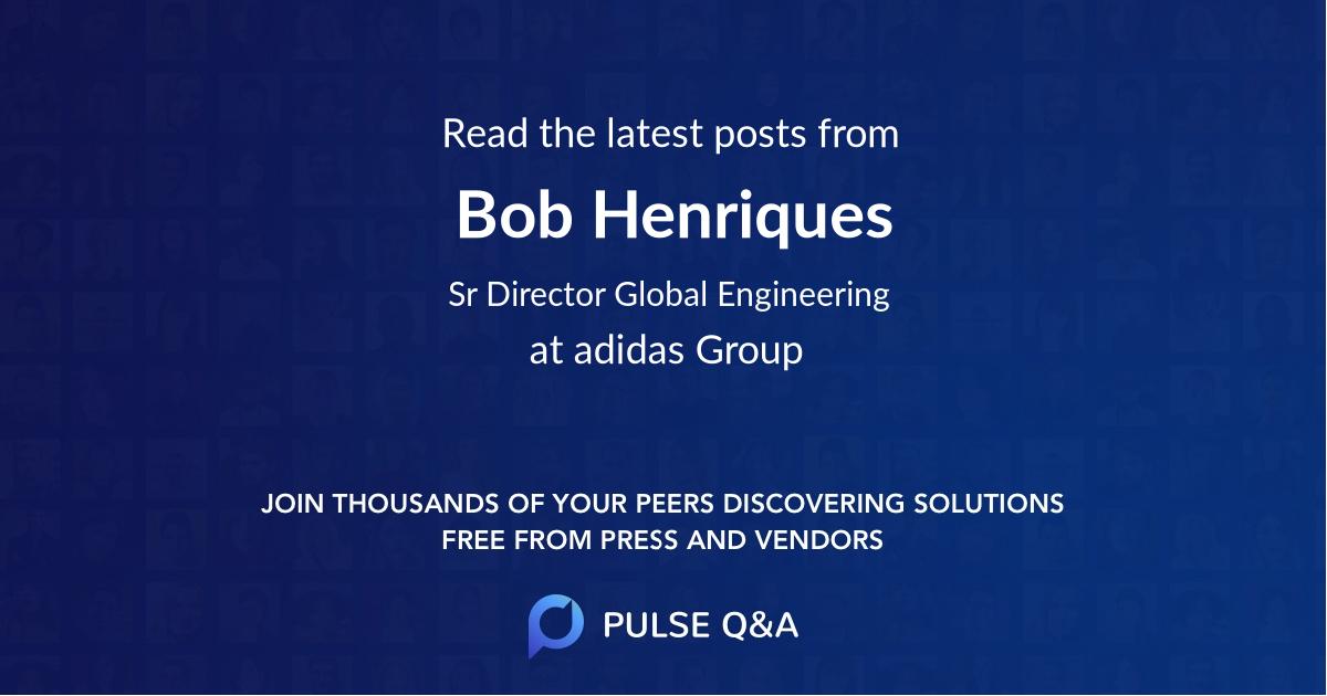 Bob Henriques