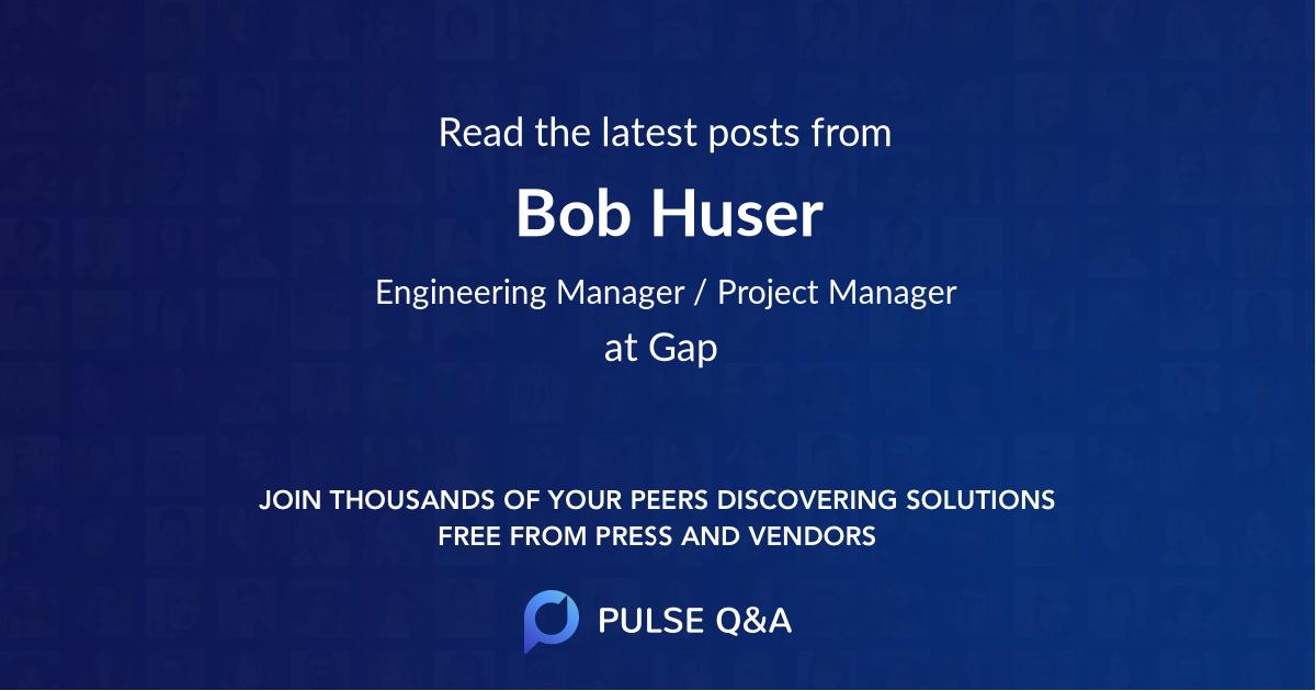 Bob Huser
