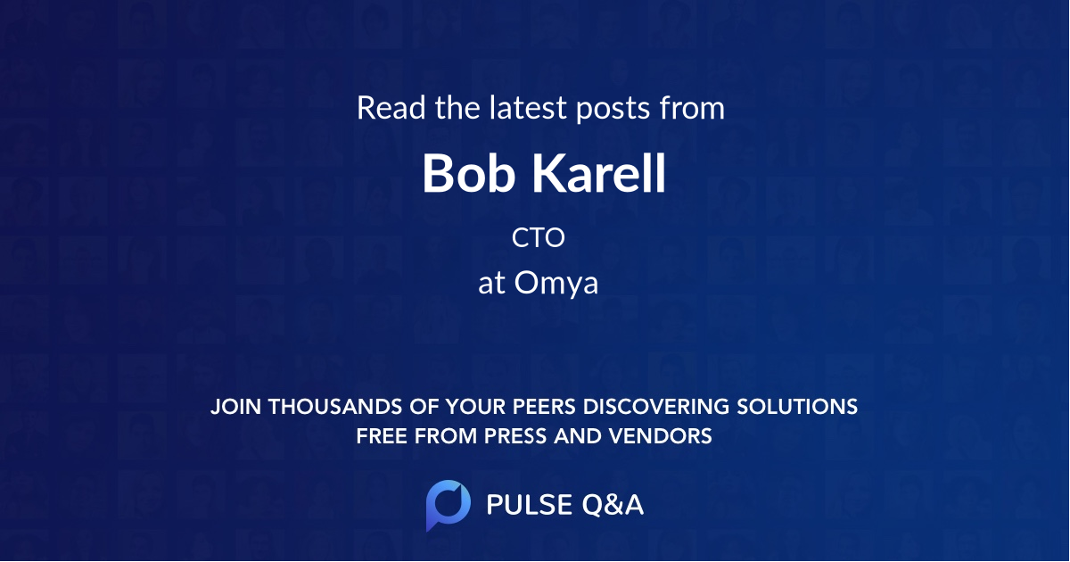 Bob Karell