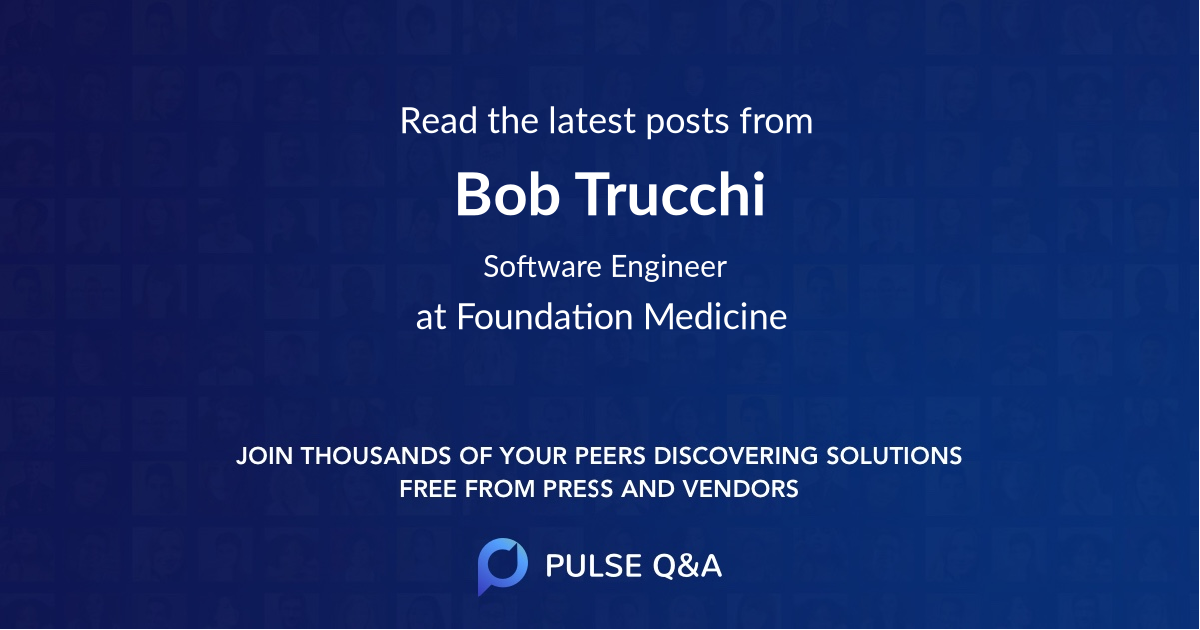 Bob Trucchi
