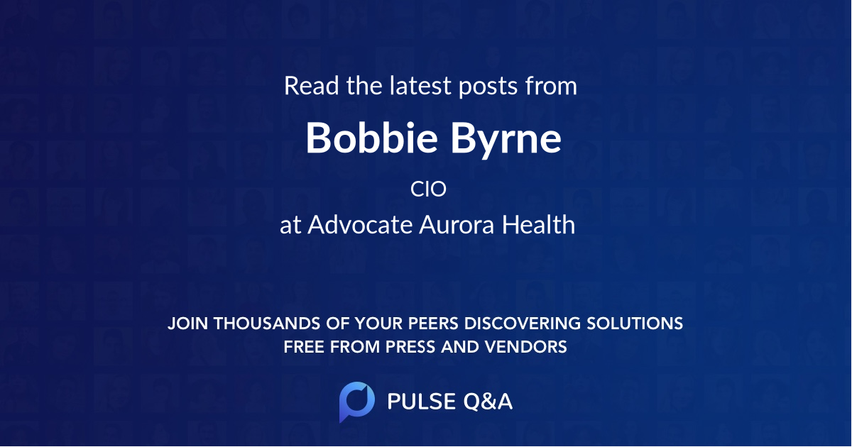 Bobbie Byrne