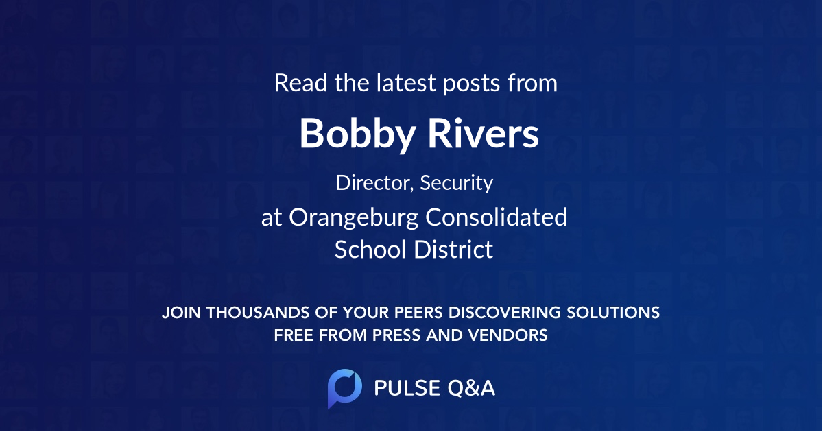 Bobby Rivers