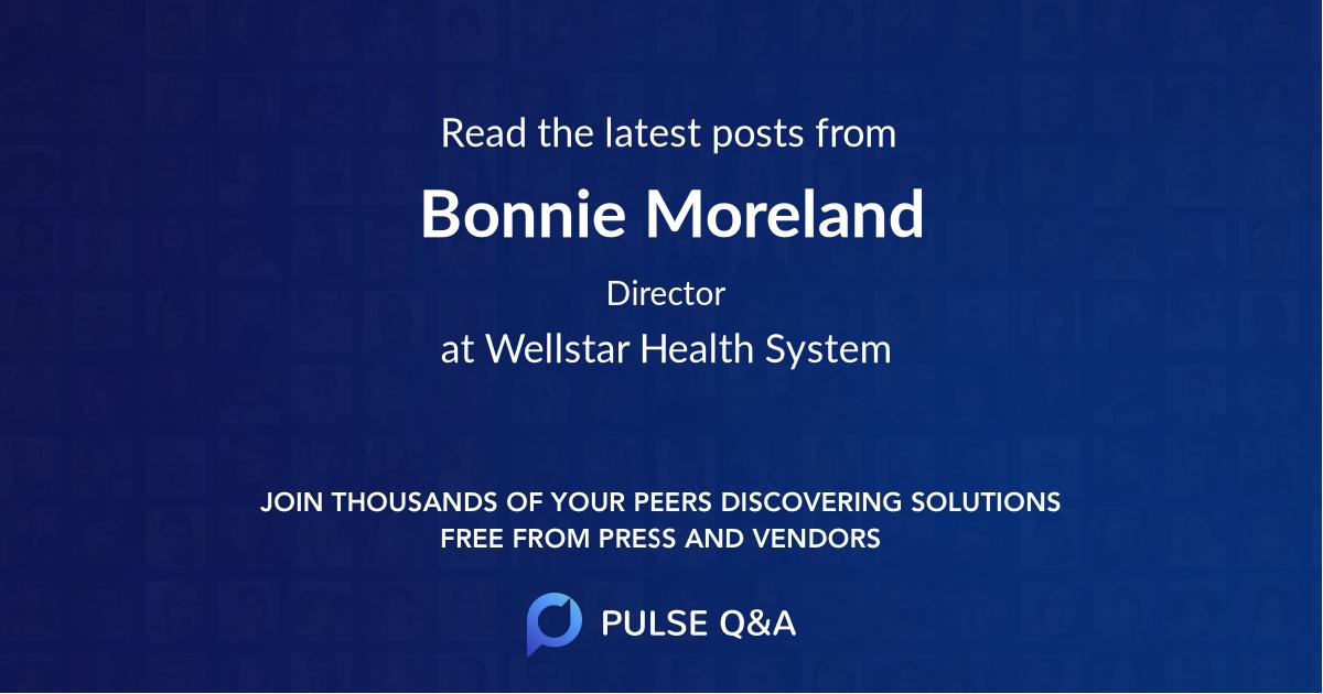 Bonnie Moreland