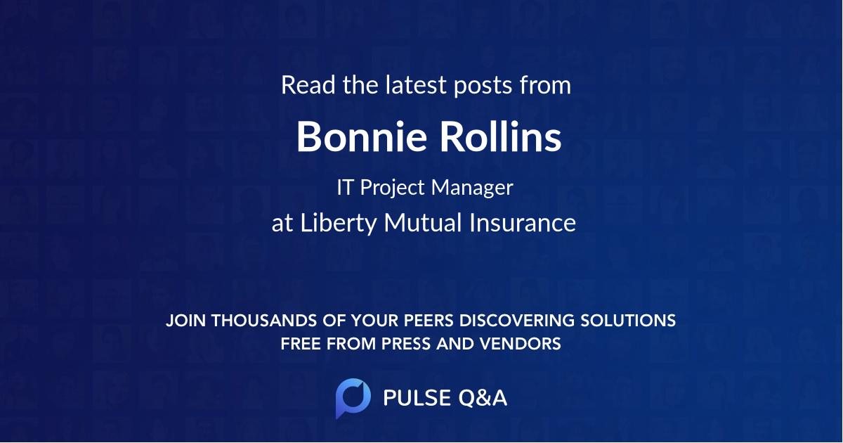 Bonnie Rollins