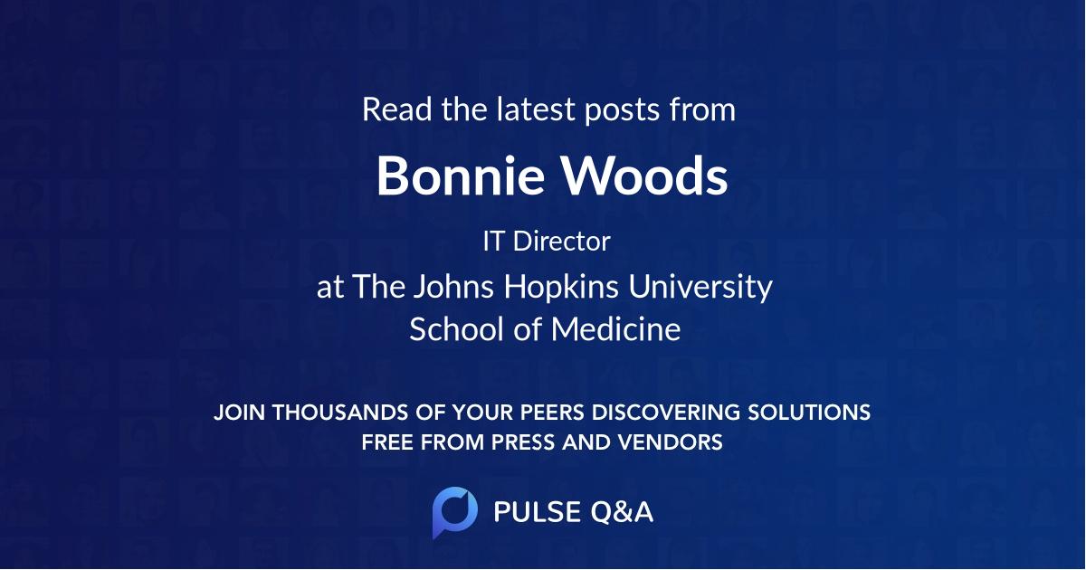 Bonnie Woods