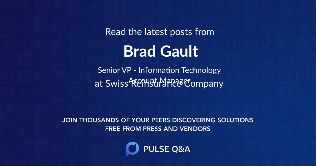 Brad Gault