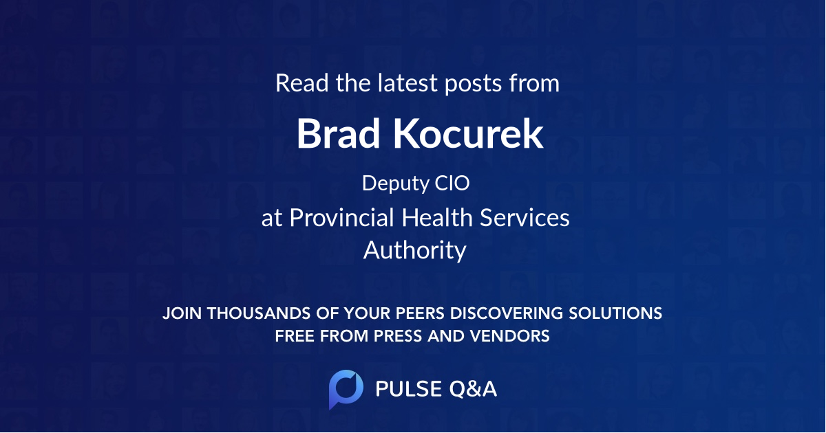 Brad Kocurek