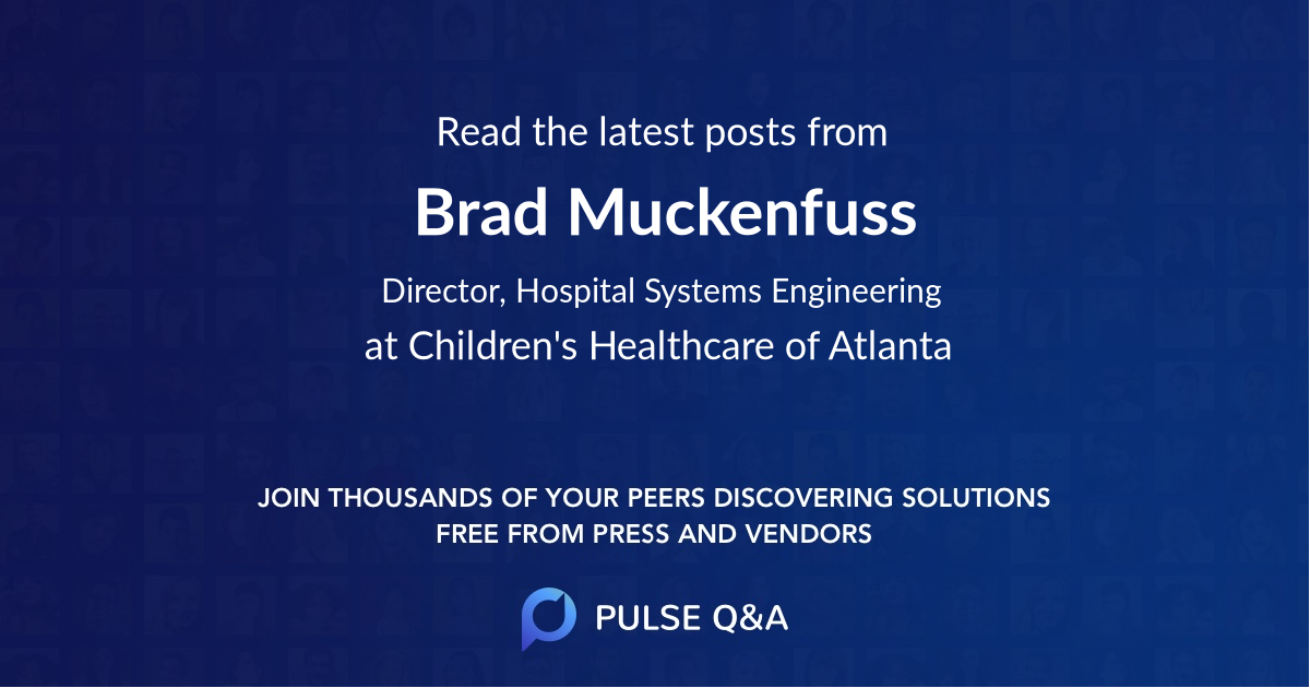 Brad Muckenfuss