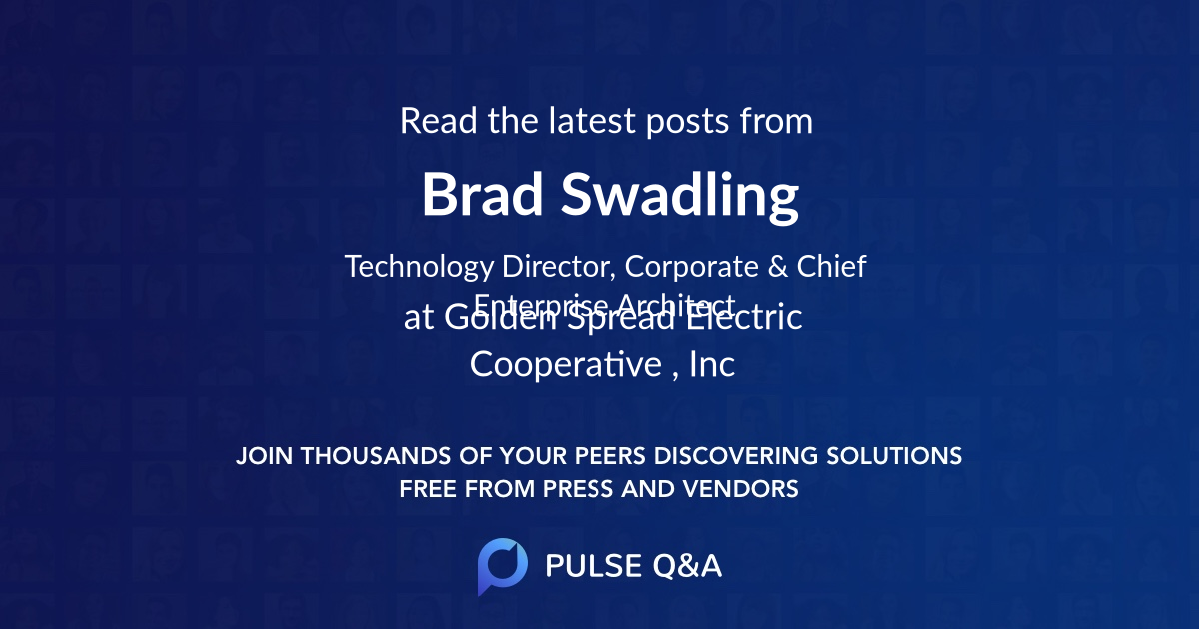 Brad Swadling