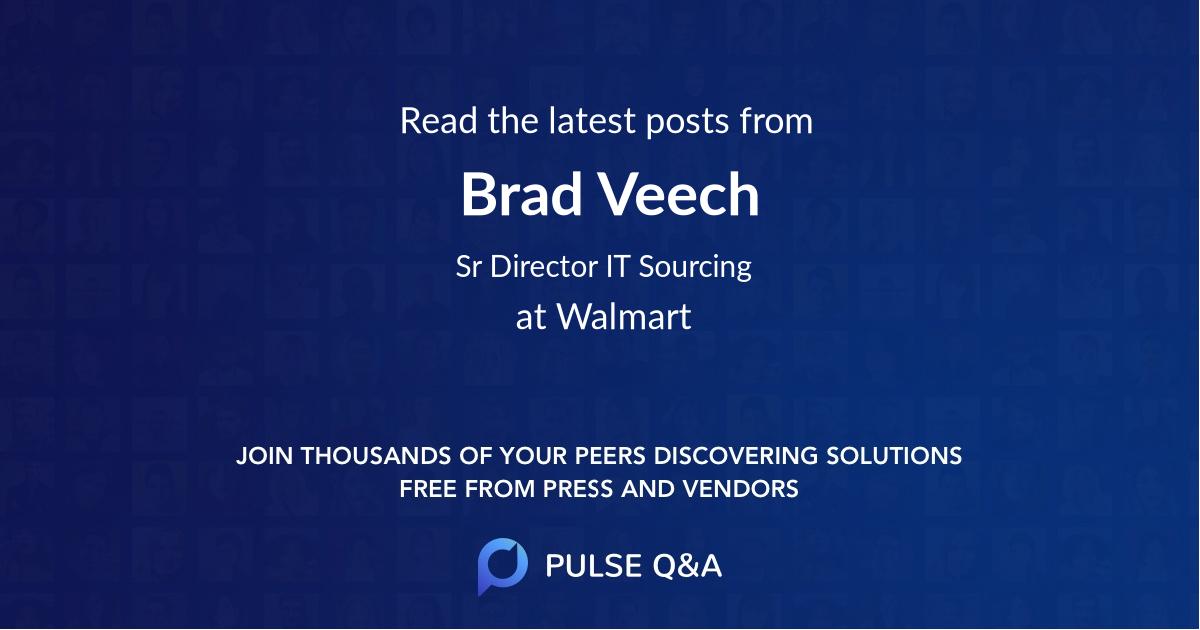 Brad Veech