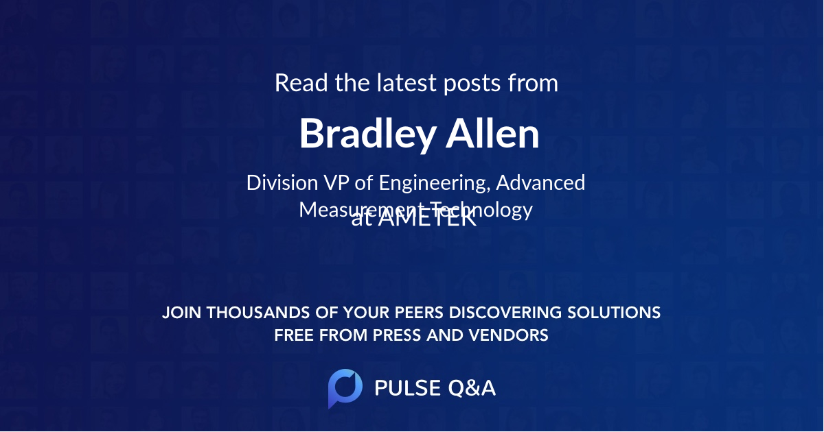 Bradley Allen