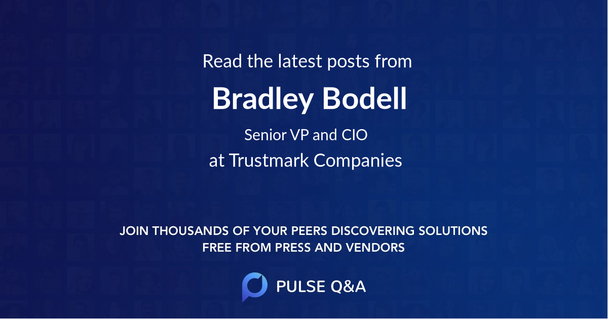 Bradley Bodell