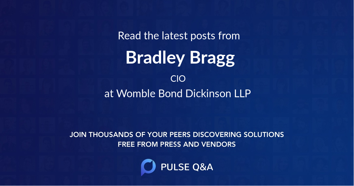 Bradley Bragg