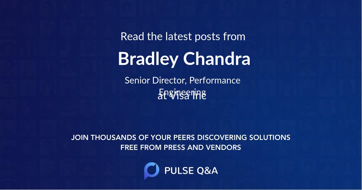 Bradley Chandra
