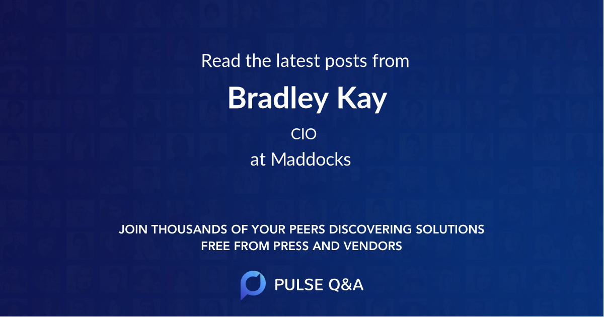 Bradley Kay