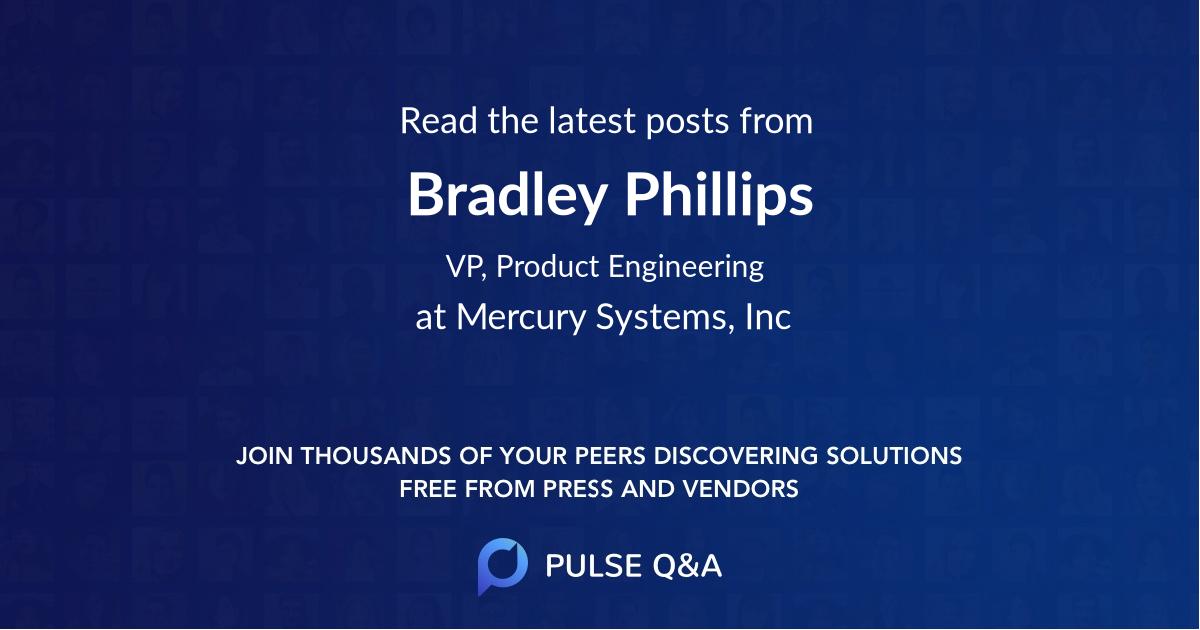 Bradley Phillips