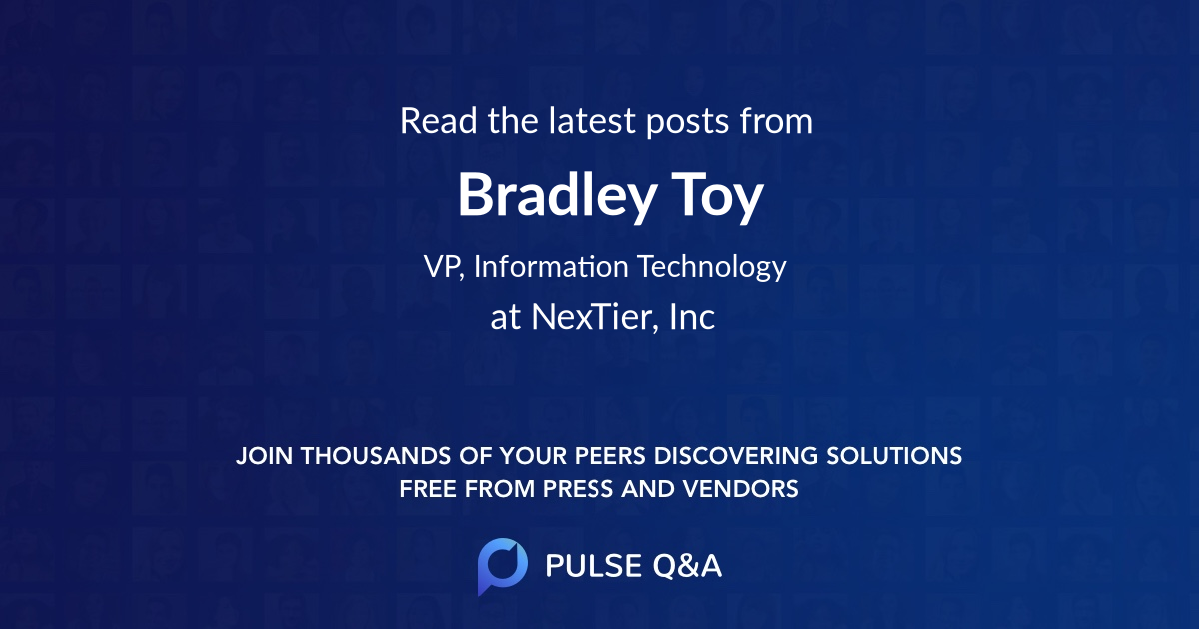 Bradley Toy