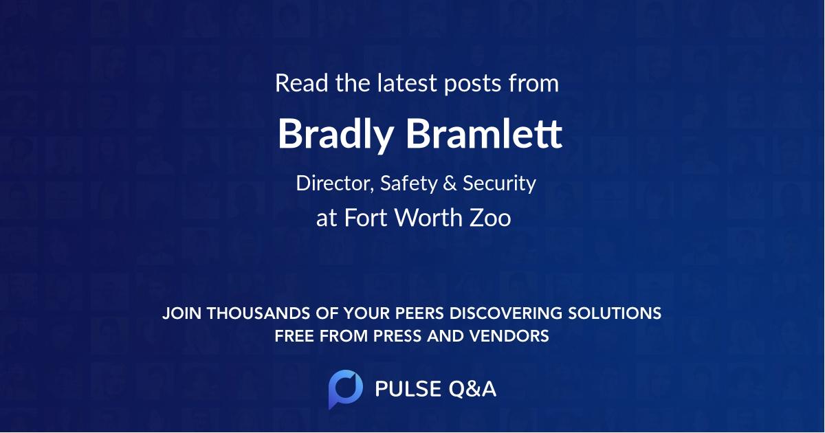 Bradly Bramlett