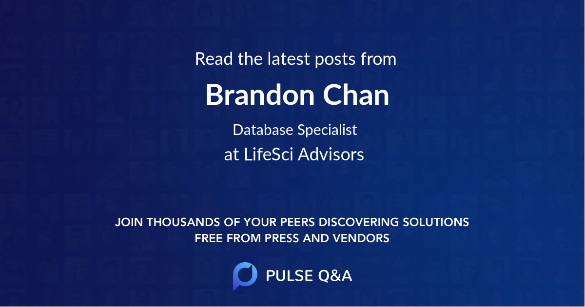 Brandon Chan