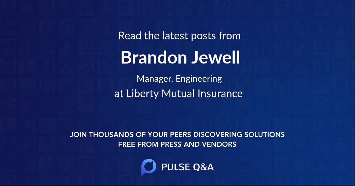 Brandon Jewell