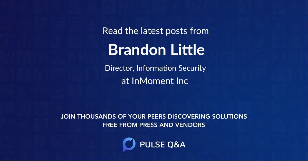 Brandon Little