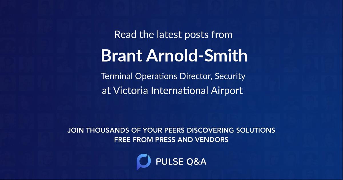 Brant Arnold-Smith