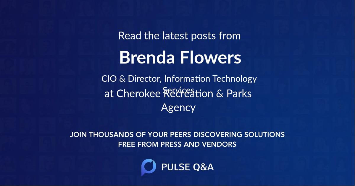 Brenda Flowers