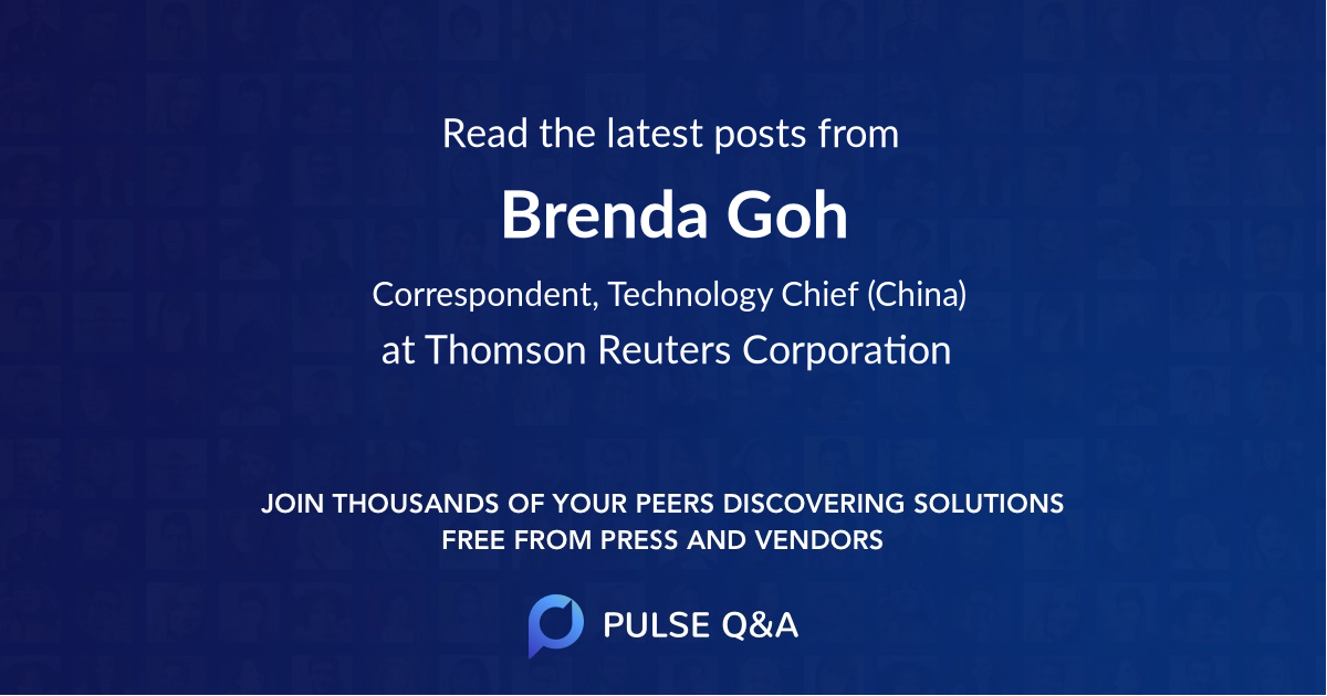 Brenda Goh