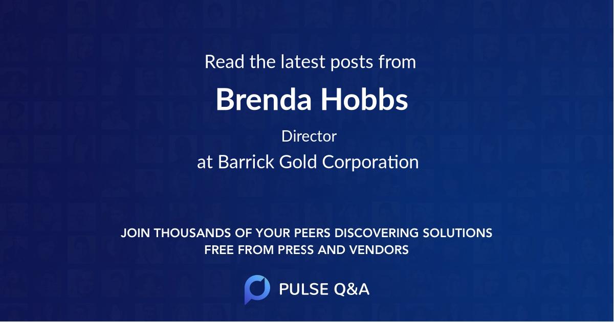 Brenda Hobbs