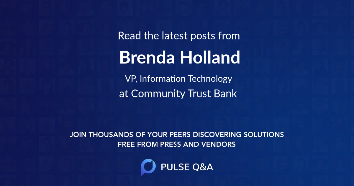 Brenda Holland