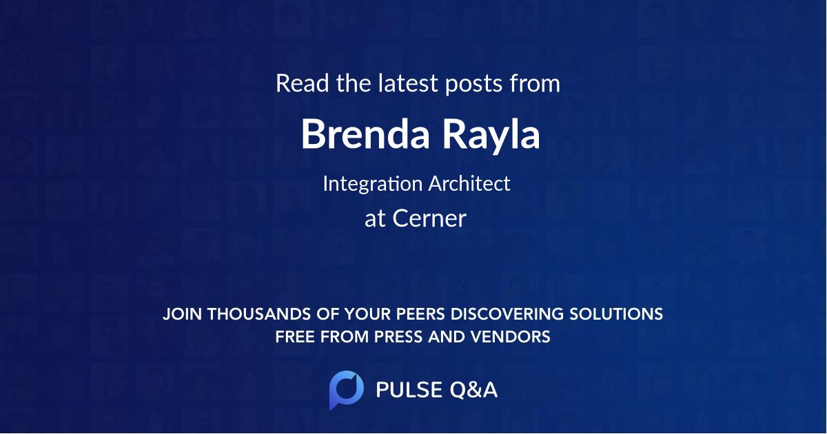 Brenda Rayla