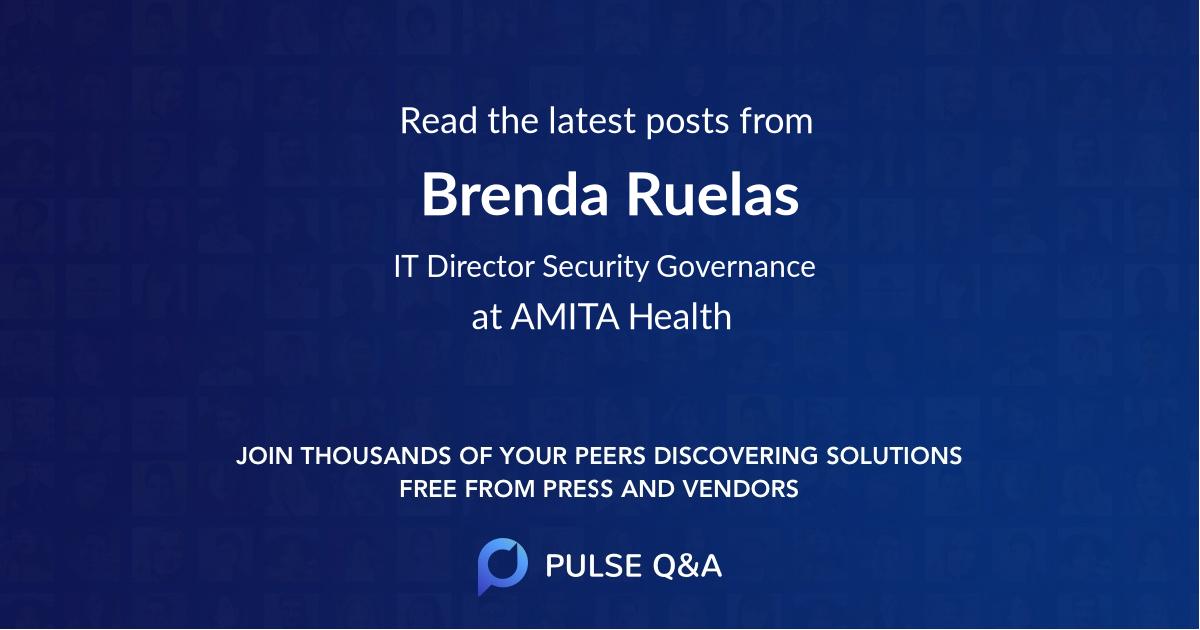 Brenda Ruelas