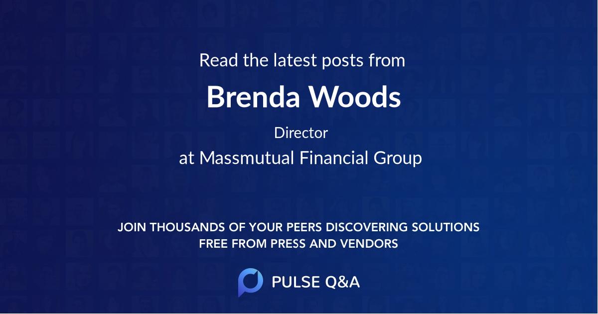 Brenda Woods