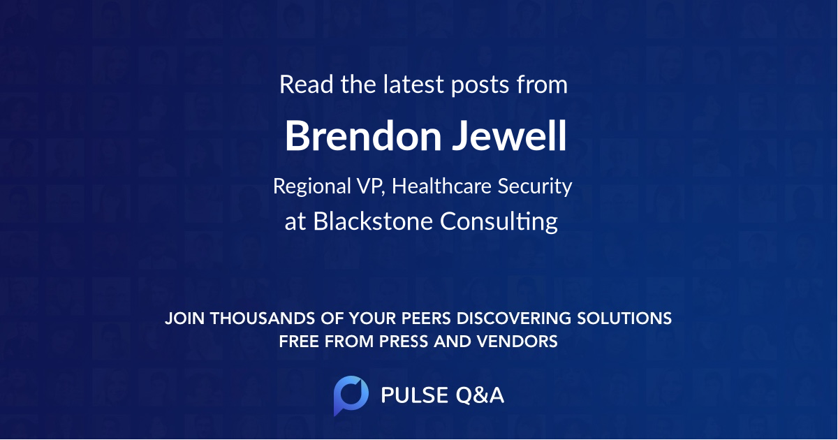 Brendon Jewell