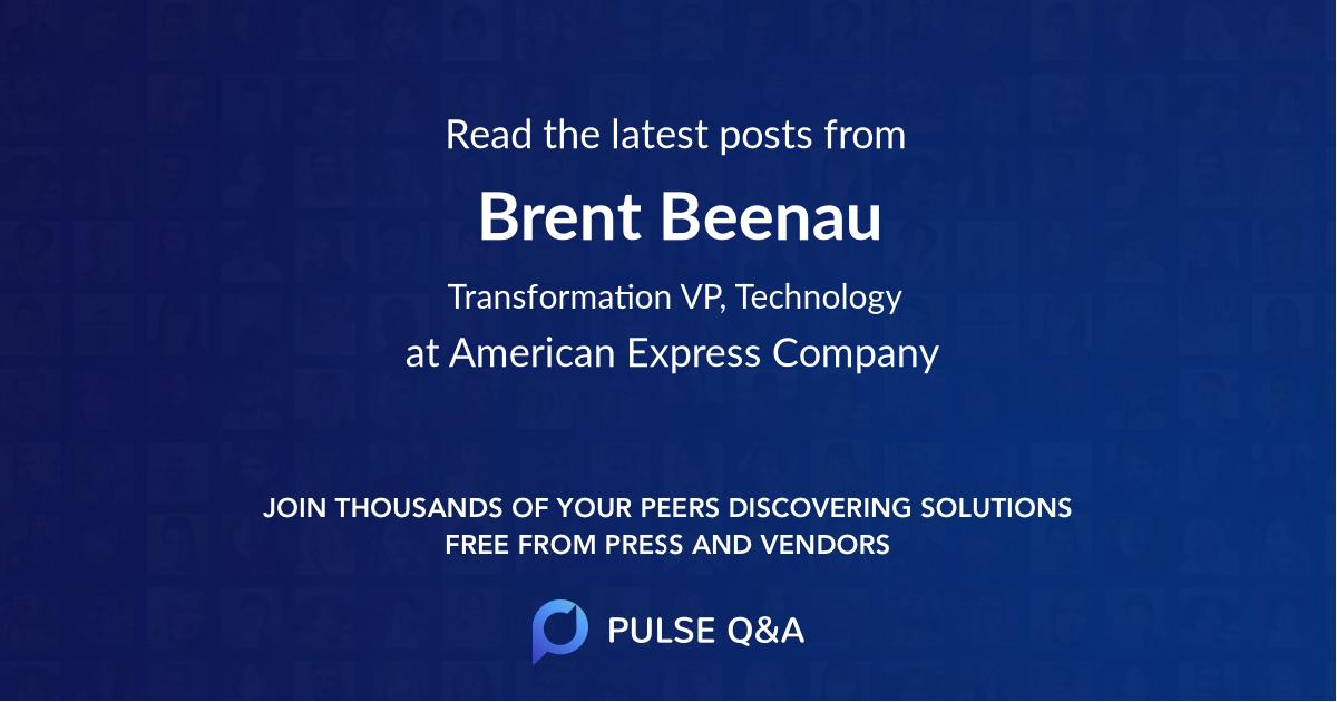 Brent Beenau