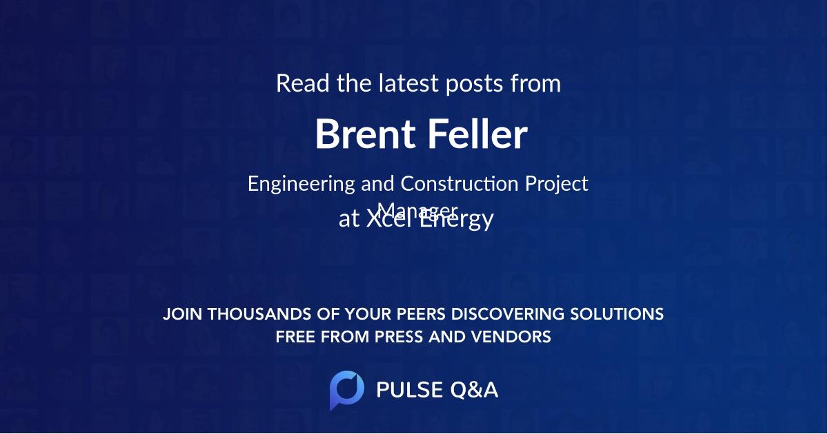 Brent Feller