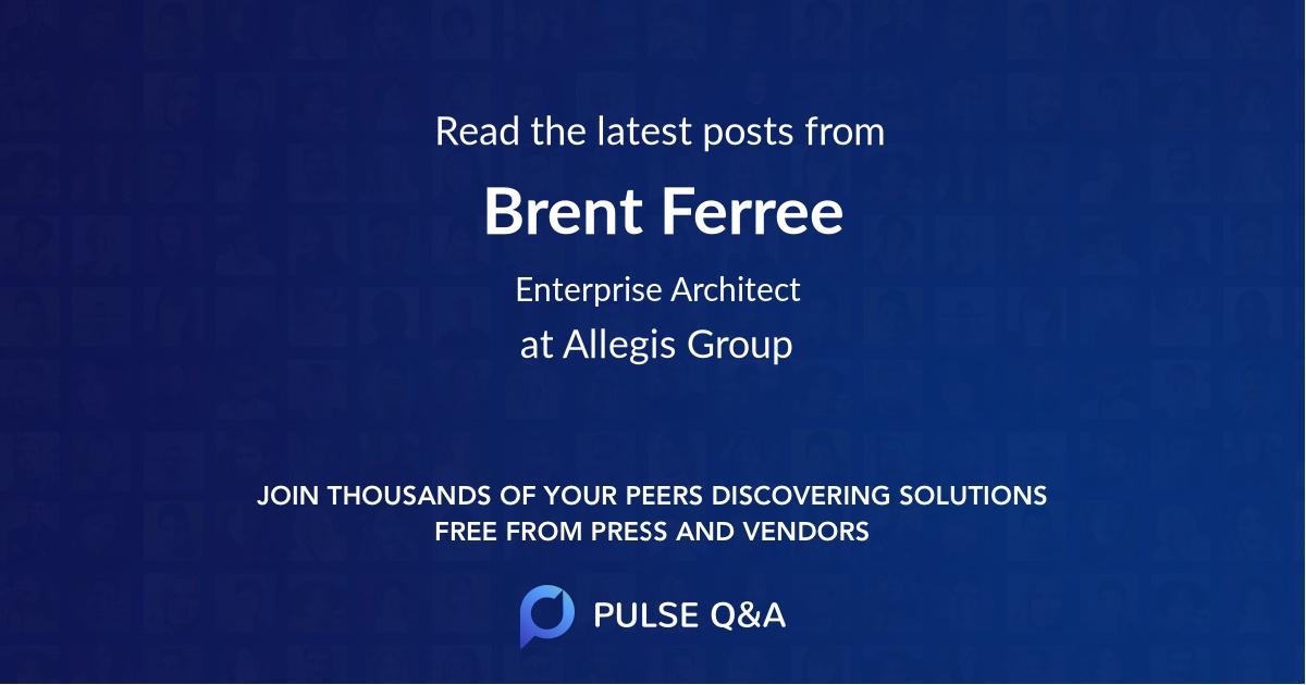 Brent Ferree