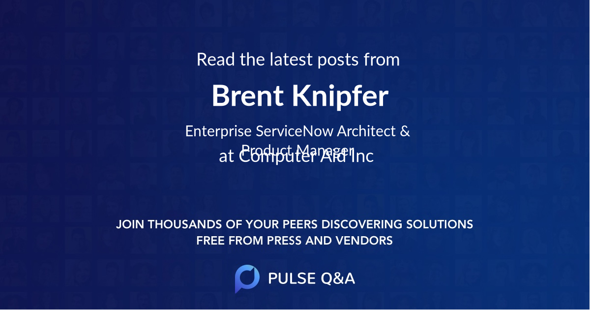Brent Knipfer