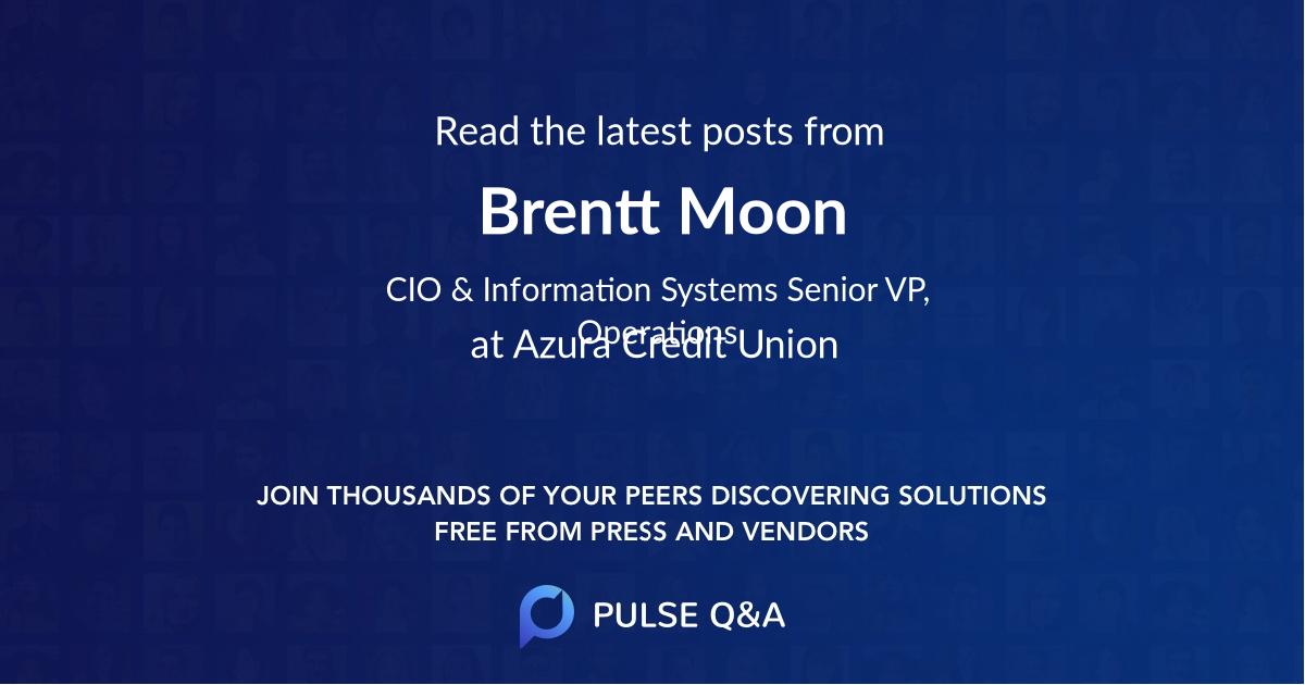 Brentt Moon