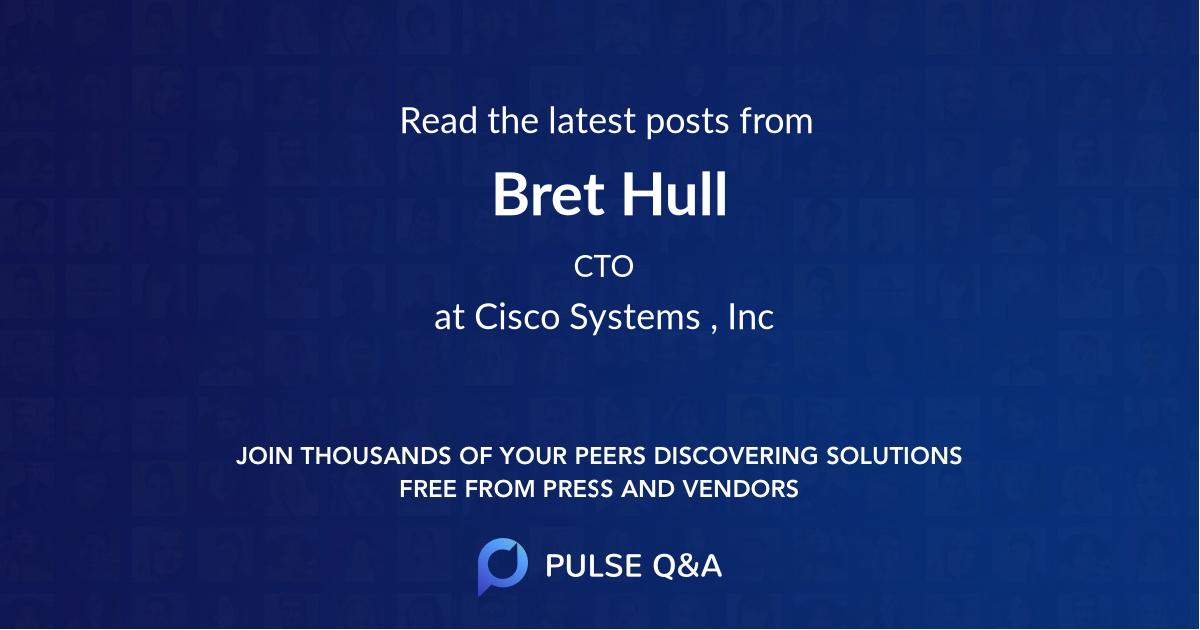 Bret Hull