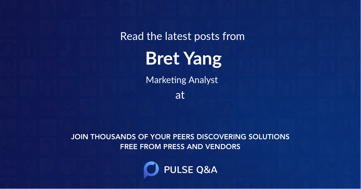 Bret Yang